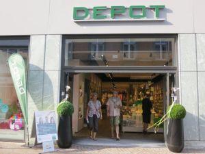 Constance shopping spa Depot radolfzell